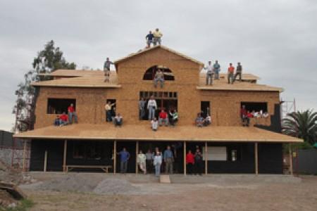 Casa esperanza 2009